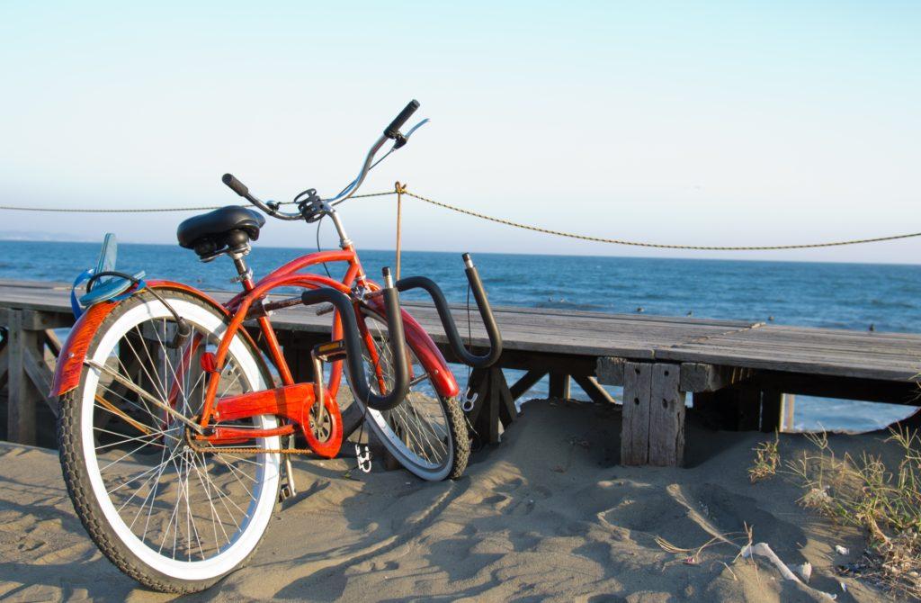 ロードバイクと休日