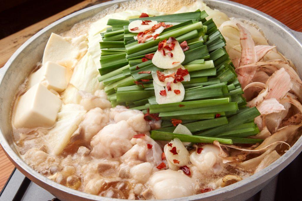 福岡の美味い食べ物!博多・もつ鍋