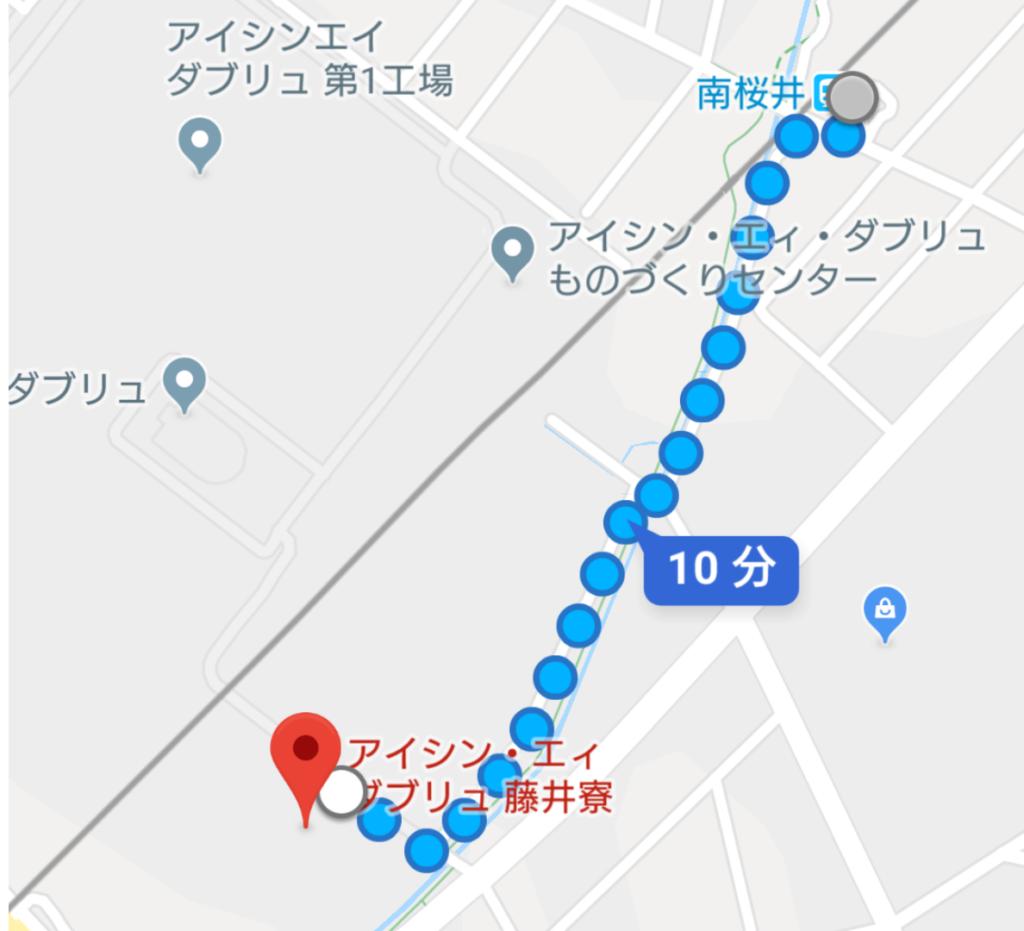 アイシンAW 藤井寮