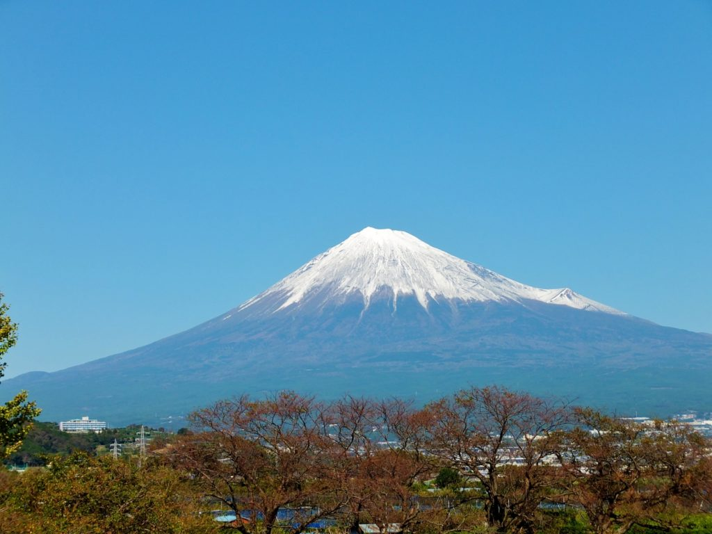 静岡県・名峰富士