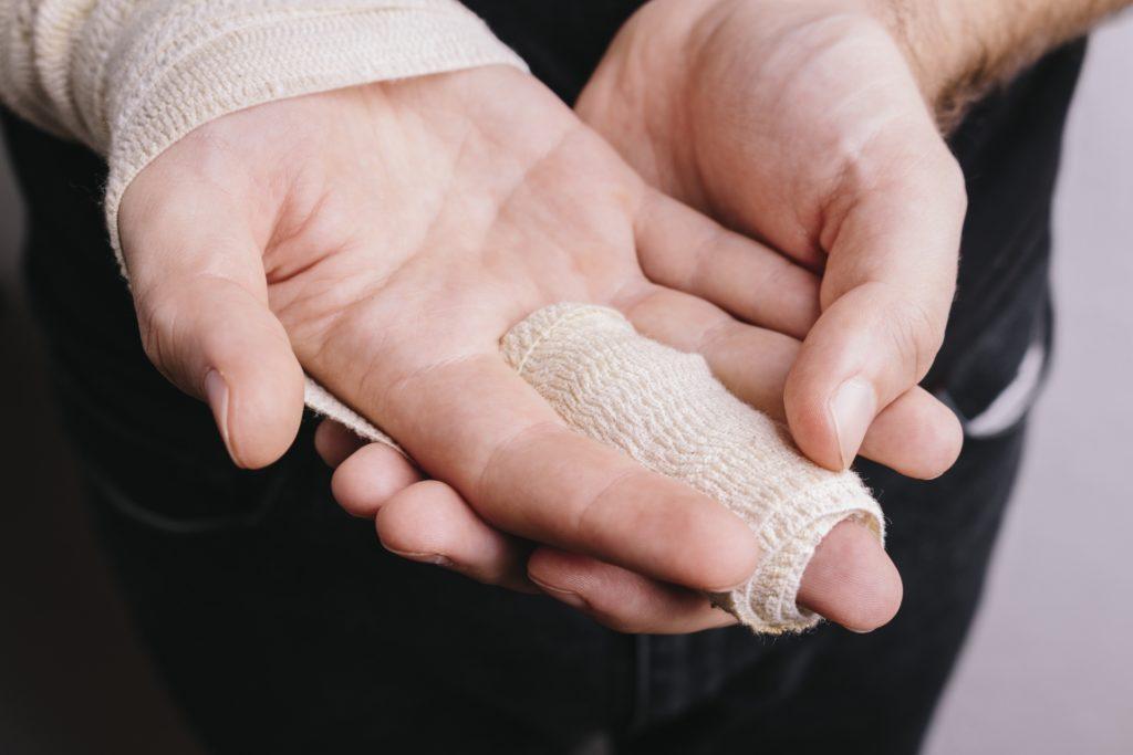 期間工と指痛